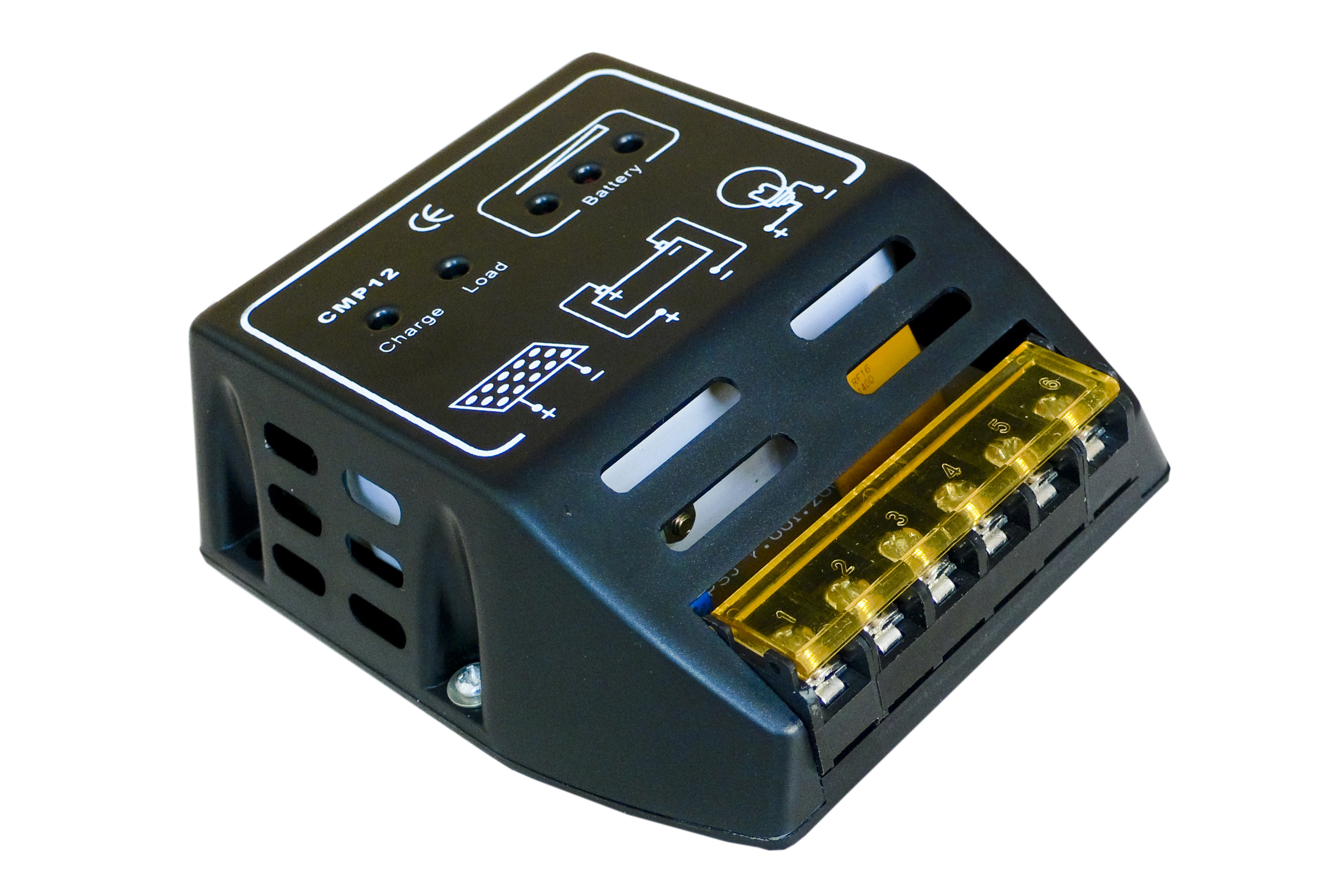 Cmp12 solar charge controller